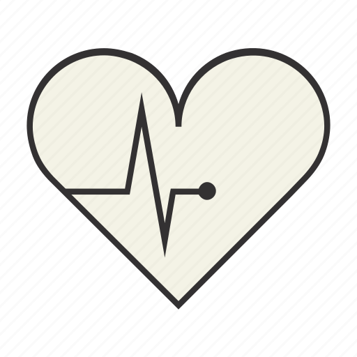 dead, death, ecg, health, heart, heart attack, heart beat icon