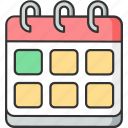 appointment, calendar, date, day, event, schedule