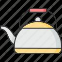 kettle, pot, teapot