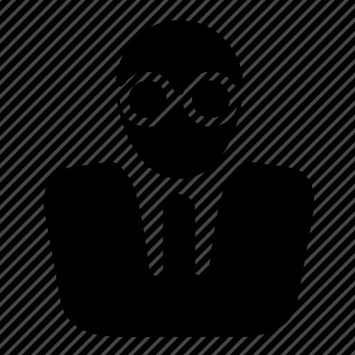 admin supervisor, power user, super user icon