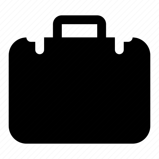 Documents, business, corporate valise, executive, suitcase, projects icon - Download
