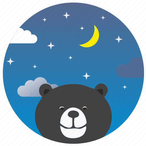 bear, capital, city, moscow, russia, tradition icon
