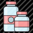baby, care, cosmetics, cream, lotion icon