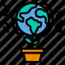 green, planet, ecology, environment, world, earth