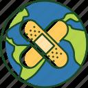 earth, healed earth, heal, ecology, planet, environment, nature