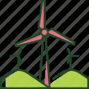 wind energy, windmill, wind turbine, renewable energy, turbine, wind power, ecology