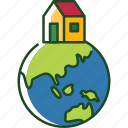 home, earth, home earth, planet, world, nature, earth day
