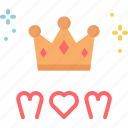 crown, mom, mother, queen, princess, royal, beauty