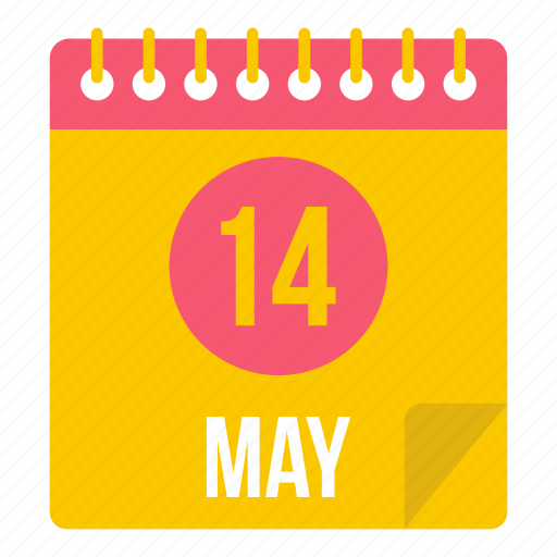 calendar, day, holiday, may, mom, mother, spring icon