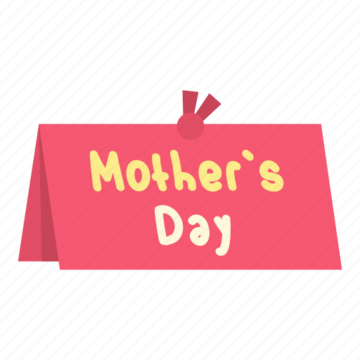 card, day, greeting, holiday, love, mom, mother icon