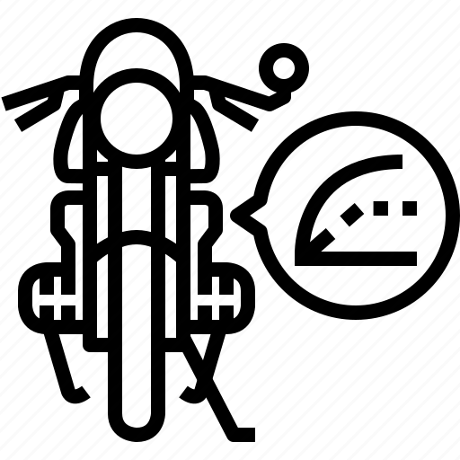 graph, life, motorbike, performance, power, tuning, yumminky icon