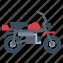 biker, minibikes, motorcycle, transportation, vehicle icon