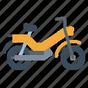 biker, moped, motorcycle, transportation, vehicle