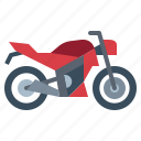 biker, motorcycle, transportation, vehicle icon