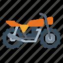 biker, motorcycle, tracker, transportation, vehicle