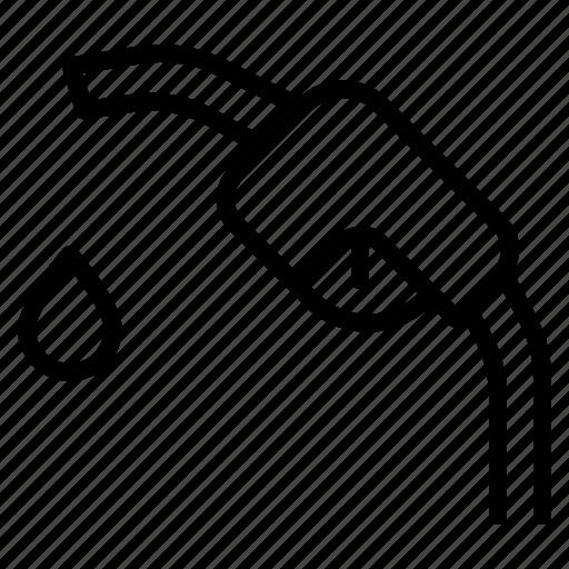 car, drop, fuel, gas, gasoline, motorcycle, petrol icon