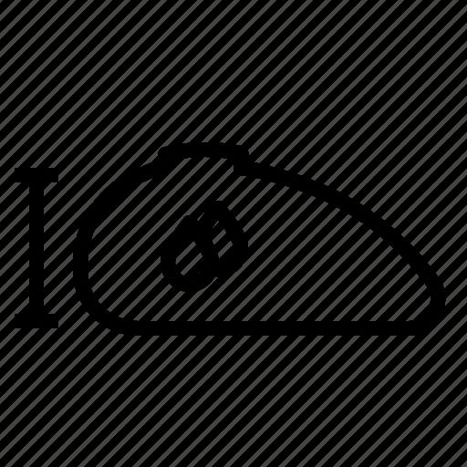 capacity, fill, fuel, gas, gasoline, motorcycle, tank icon