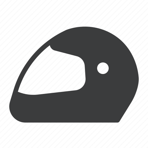 gear, helmet, motorcycle, protection, rider, safety icon