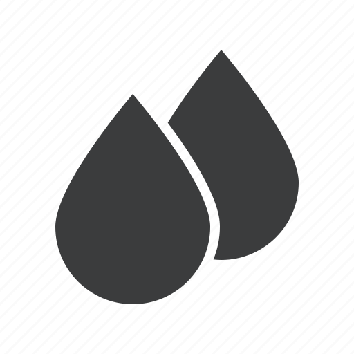 drop, drops, fuel, gasoline, oil, water icon