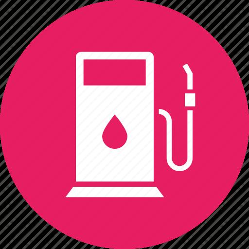 auto, diesel, fuel, gas, petrol, pump, station icon