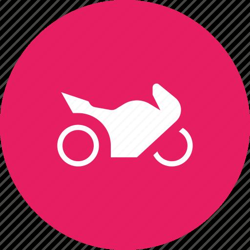 fairing, motorbike, motorcycle, racing, sport, supersport icon