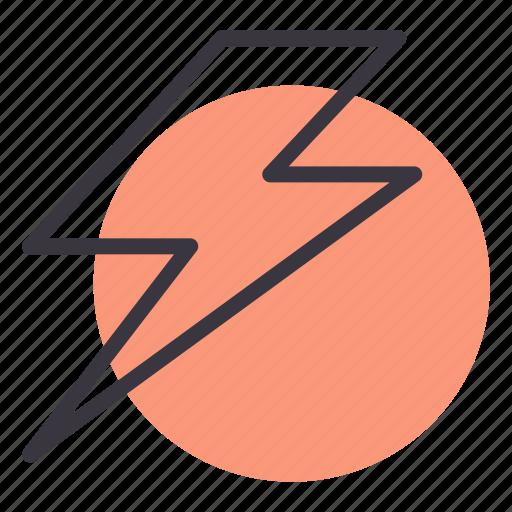 motorcycle, peak, power, torque icon