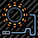 engine, motorcycle, parts, stators icon