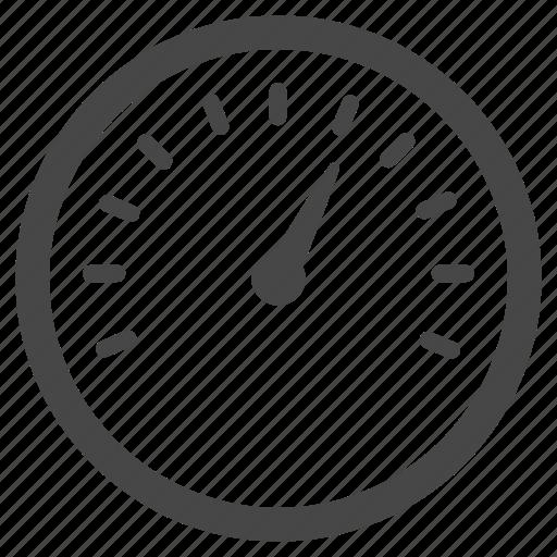 dashboard, gauge, meter, motorcycle, scale, speed, speedometer icon