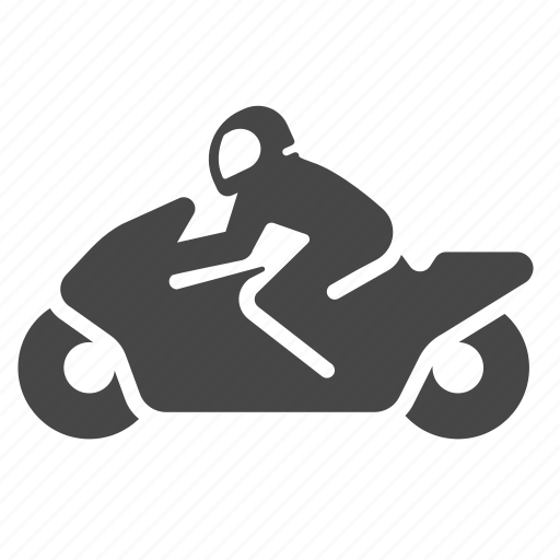 bigbike, motorbike, motorcycle, racer, racing, transportation, vehicle icon