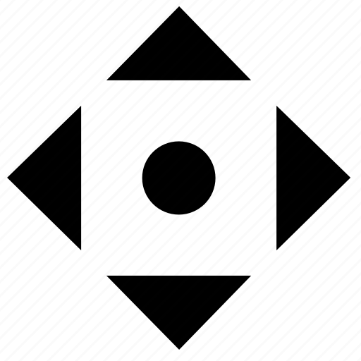 cursor, location, map, mouse, move, position icon