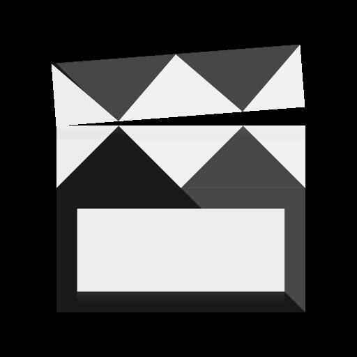 camera, clap, film, movie, multimedia icon