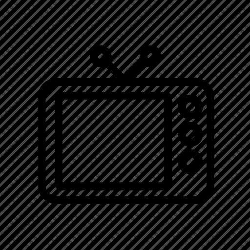 film, retro, tv icon