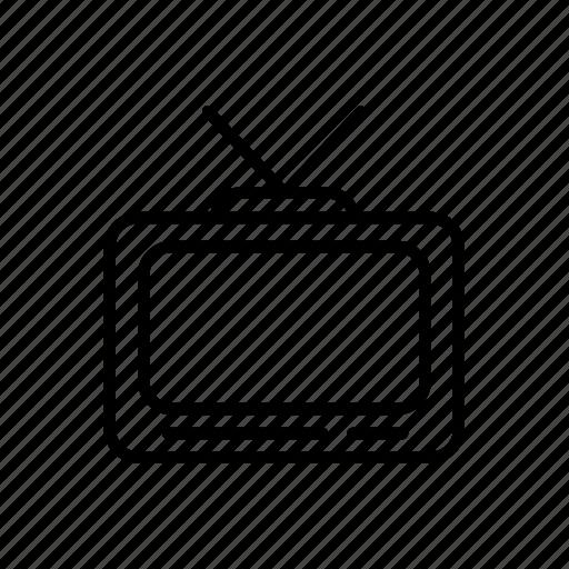 cinema, film, media icon