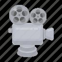 award, camera, cinema, festival, film, prize icon