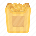 award, cinema, festival, film, popcorn, prize icon