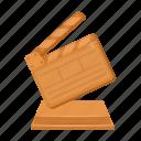 award, cinch, cinema, festival, film, prize icon