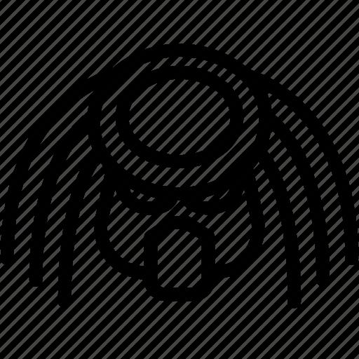 Predator, mammal, alligator icon - Download on Iconfinder