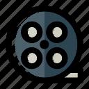 cinema, entertainment, film, film reel, filmstrip, movie, reel