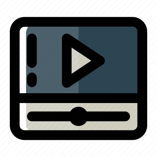 Cinema, film, media, movie, play, player, video icon - Download on Iconfinder