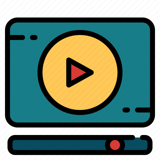 cinema, entertainment, movie, videoplayer icon