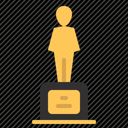 Award, cinema, entertainment, movie, trophy icon - Download on Iconfinder
