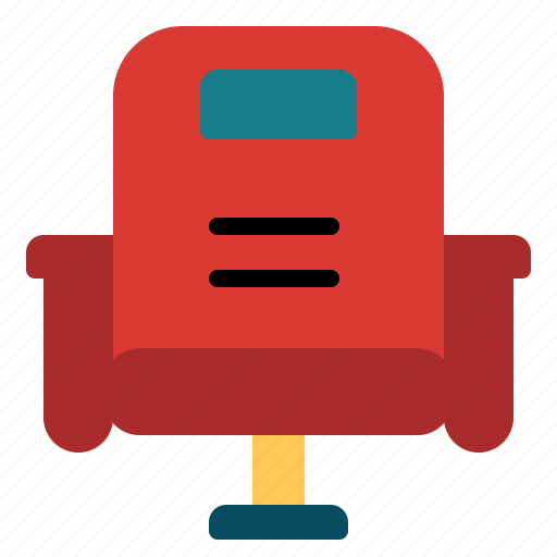 Chair, cinema, entertainment, movie, seat icon - Download on Iconfinder