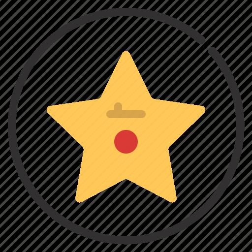 Award, cinema, entertainment, movie, star icon - Download on Iconfinder