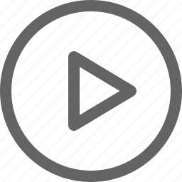 movie, music, play icon