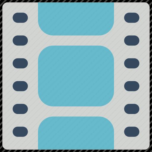 cinema, film, movie, movies, strip icon