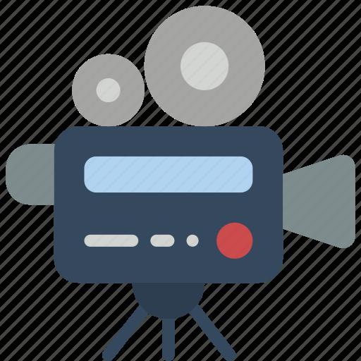camera, cinema, film, movie, movies icon