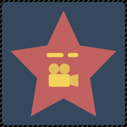 Cinema, film, hollywood, movie, movies, star icon - Download on Iconfinder