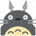 cinema, film, movie, movies, totoro icon