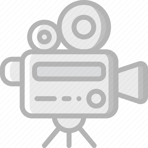 Camera, cinema, film, movie, movies icon - Download on Iconfinder