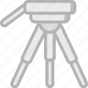 cinema, film, movie, movies, tripod icon